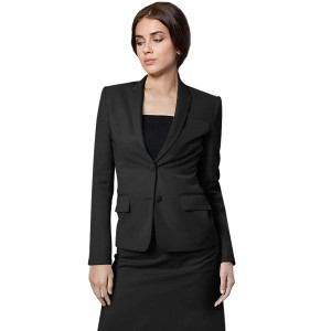 Tailored Classic Skirt Suit For Women