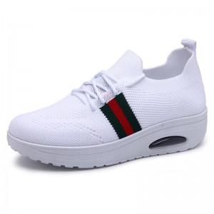 Custom Fashion Casual Breathable Air Cushion Shoes For Women