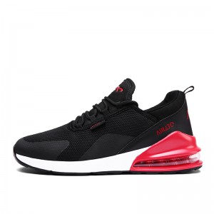 Summer Men's Casual Sports Breathable Mesh Air Cushion Shoes
