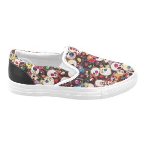 Custom Canvas Fashion Shoes For Women